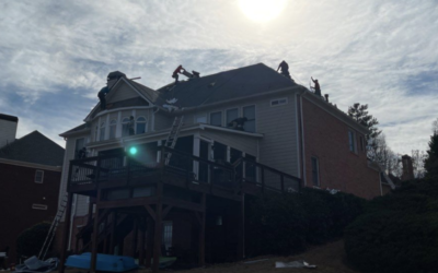 Auburn Roof Repair