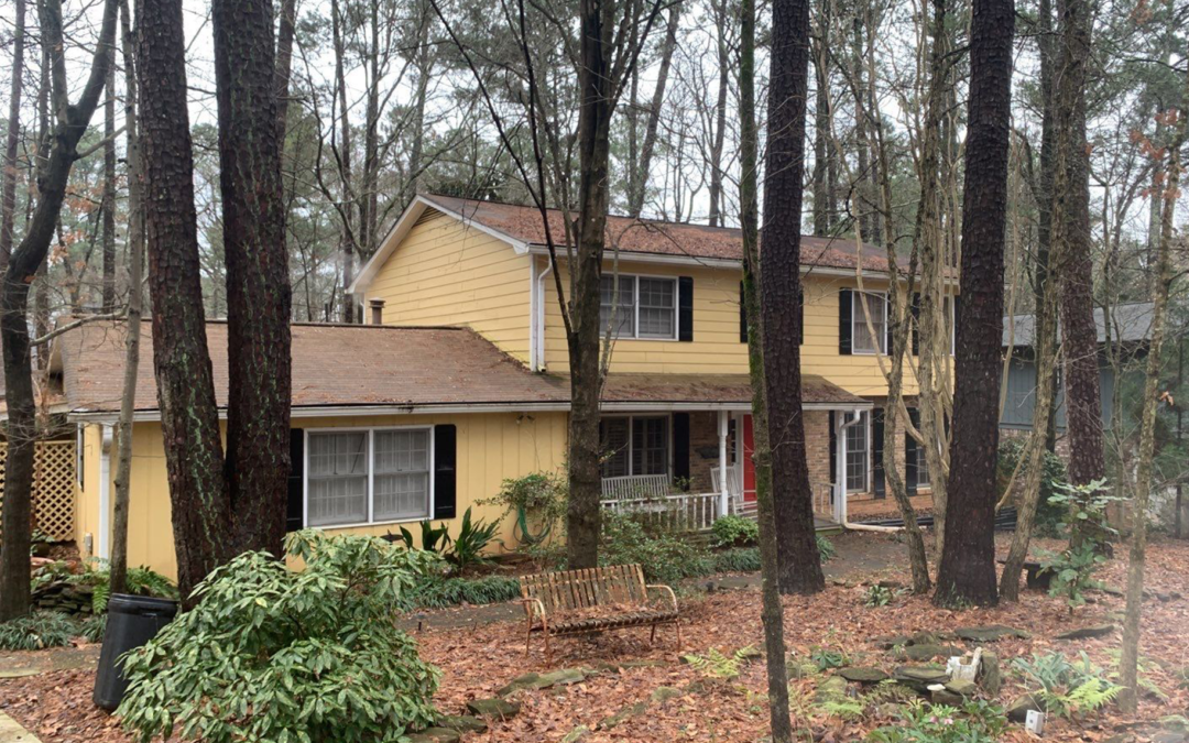 Alvin L. Roof Replacement Atlanta