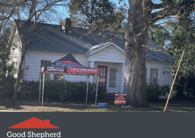 Charlotte C. – Roof Replacement Decatur