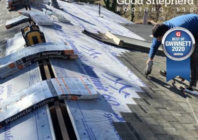 Harold L. – Roof Replacement Tucker