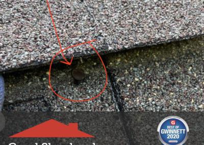 Dean G.  Roof Repair Grayson