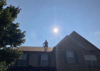 Cathy S. – Roof Replacement Buford