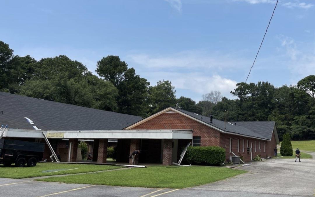 Smyrna Church Roof Replacement Smyrna